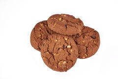 Cookie in cloe-up Stock Photos