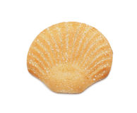 Cookie 'Cockle', isolated Royalty Free Stock Image
