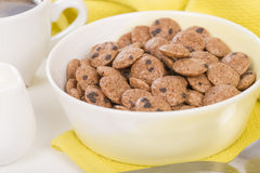 Cookie Crisp Stock Photo