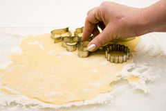 Cookie cutter Royalty Free Stock Photography