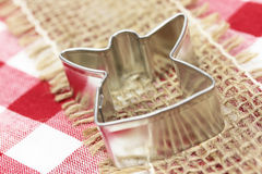 Cookie cutter angel Stock Photos