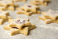 Cookie cutter Royalty Free Stock Images