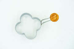 Cookie cutter Stock Images