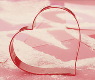 Cookie Cutter Focus Stock Image
