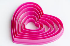 Cookie cutter Royalty Free Stock Photo