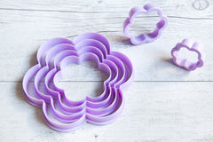 Cookie cutter Stock Photography