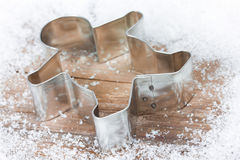 Cookie cutter royalty free stock image