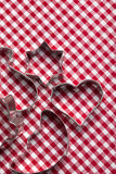Cookie Cutters Royalty Free Stock Photography