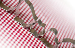 Cookie Cutters Stock Photography