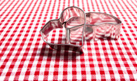Cookie Cutters Royalty Free Stock Image