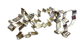 Cookie Cutters Metal Group Stock Images