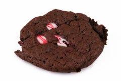 Cookie da pastilha de hortelã Imagem de Stock
