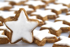 Cookie decoration Royalty Free Stock Photography