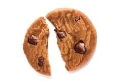 Cookie dos biscoitos Foto de Stock Royalty Free