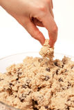Cookie Dough Royalty Free Stock Image