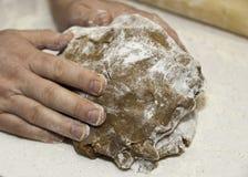 Cookie dough Stock Image