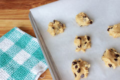 Cookie Dough 5 Royalty Free Stock Image