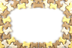 Cookie framework Royalty Free Stock Image