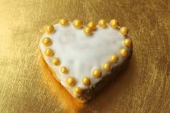 Cookie heart Stock Photos