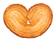 Cookie heart Stock Images
