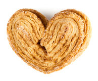 Cookie heart Royalty Free Stock Image