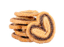 Cookie hearts Royalty Free Stock Photo