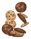 Cookie heaven Stock Images