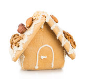 Cookie house Royalty Free Stock Photos
