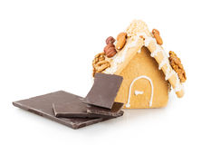 Cookie house Stock Photography
