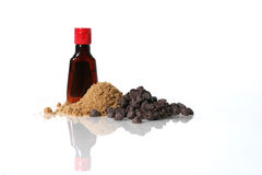 Cookie Ingredients Royalty Free Stock Photo
