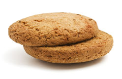 Cookie isolated Royalty Free Stock Photography