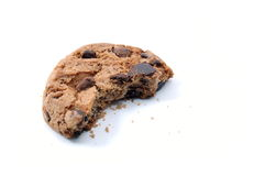 Cookie isolated on white background Stock Image