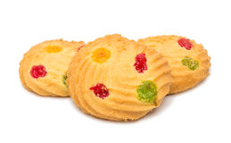 cookie isolated Stock Image