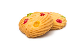 cookie isolated Royalty Free Stock Image