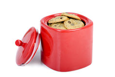 Cookie Jar Royalty Free Stock Photo