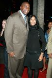 Cookie Johnson, Magic Johnson,  Stock Image