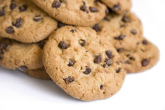 Cookie Mound Royalty Free Stock Photography