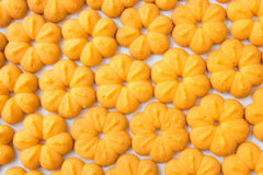 Cookie Orange. Cookie is Orange flavor for background Royalty Free Stock Image