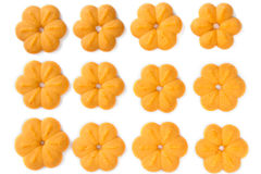 Cookie Orange. Cookie is Orange flavor for background Stock Photo