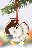 Cookie ornament Stock Photos