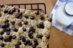 Cookie Squares Royalty Free Stock Photos