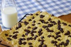Cookie Squares Stock Photo