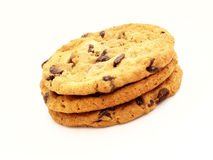 Cookie stack Royalty Free Stock Photos