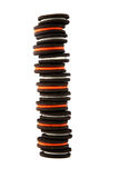 Cookie stack 3 Royalty Free Stock Images