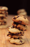 Cookie Stack Stock Image