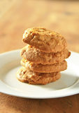 Cookie. Royalty Free Stock Image