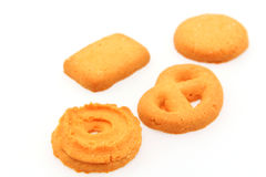 Cookie sweets Royalty Free Stock Images