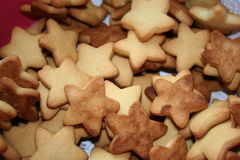 Cookie. There will be baked into the Christmas cookies stock photos