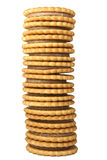 Cookie Tower Stock Image