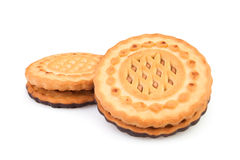 Cookie Two Stock Photo